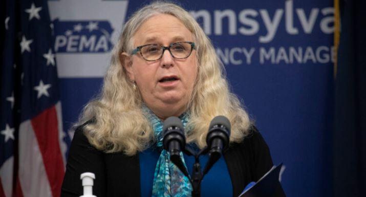 U.S. Assistant Health Secretary, Dr. Rachel Levine
