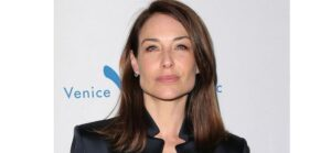 English actress, Claire Forlani