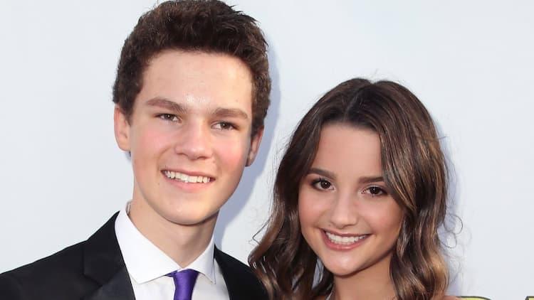 Hayden Summerall's and his ex girlfriend Annie LeBlanc