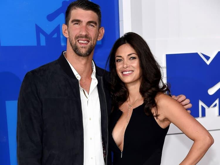 Nicole Johnson and her husband