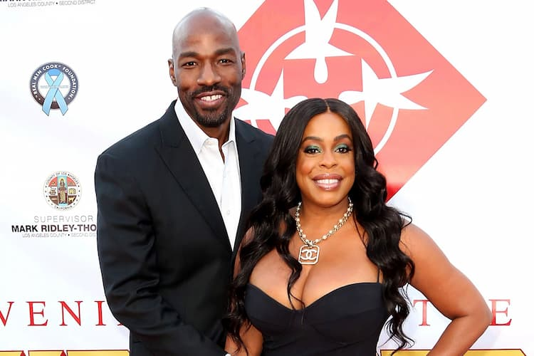 Niecy Nash and her ex husband Jay Tucker