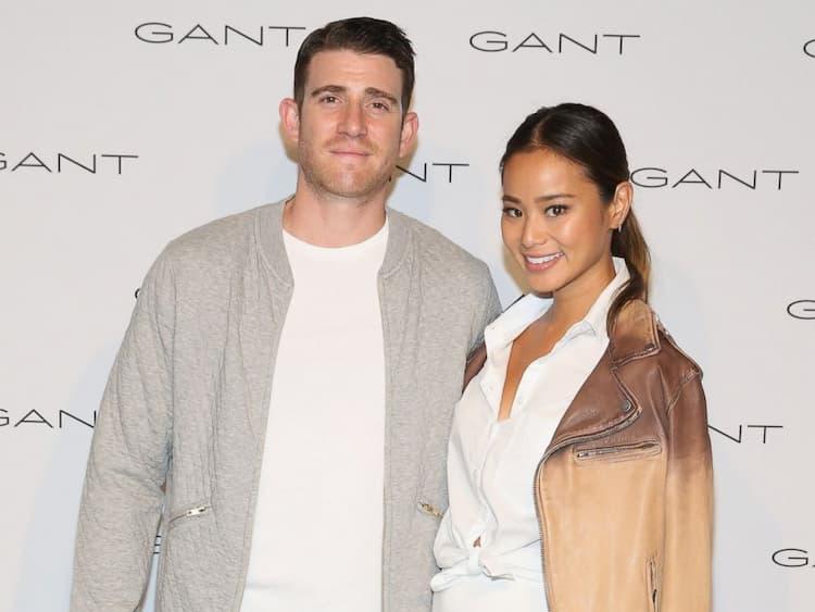 Bryan Greenberg and his wife Jamie Chung