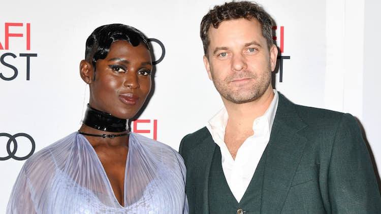 Joshua Jackson and his Wife Jodie Turner-Smith