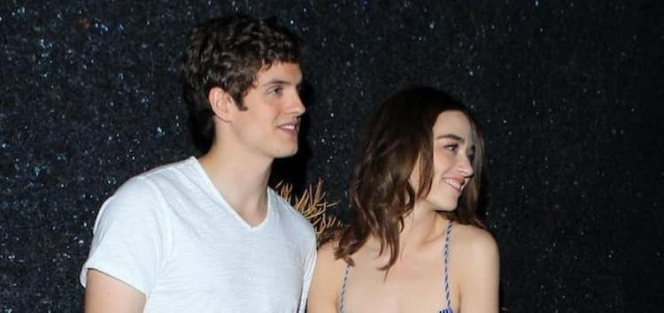 Peter Nottoli and his Ex-Wife Crystal Reed