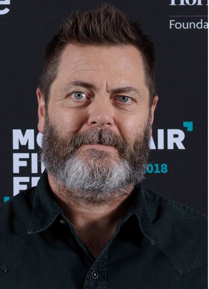 Nick Offerman the actor