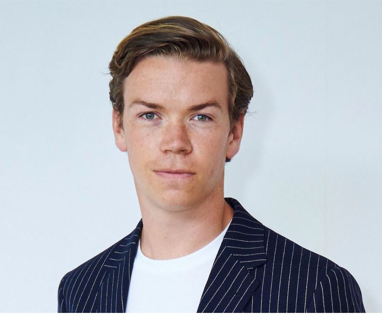 Will Poulter the actor