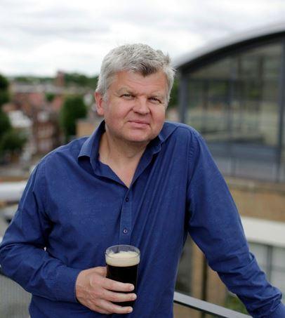 Adrian Chiles the BBC journalist