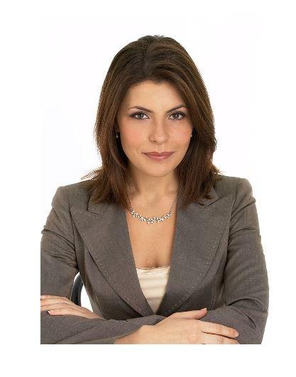 Barbara Serra the Al Jazeera journalist