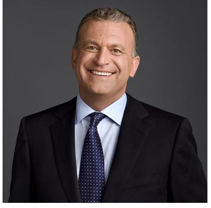 Dylan Ratigan the former CNBC journalist