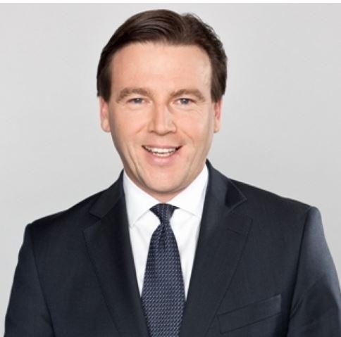Geoff Cutmore the CNBC journalist