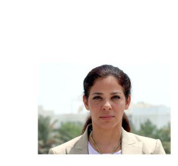 Hoda Abdel-Hamid the AlJazeera journaist