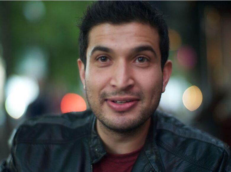 Imran Garda the AL Jazeera journalist