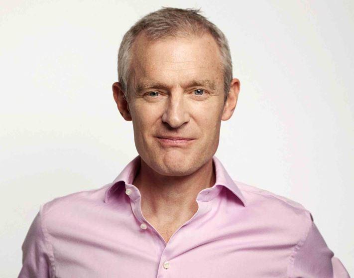 Jeremy Vine the BBC journalist