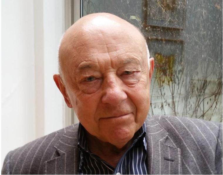 John Tusa the BBC journalist