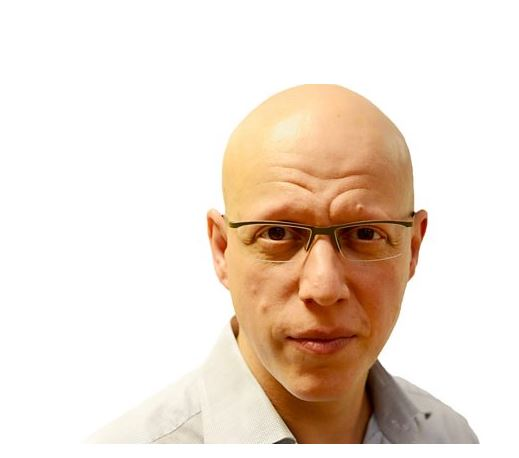 Jonny Dymond the BBC journalist