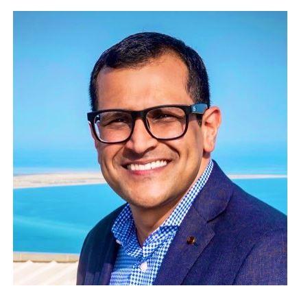 Kamahl Santamaria the AL Jazeera journalist