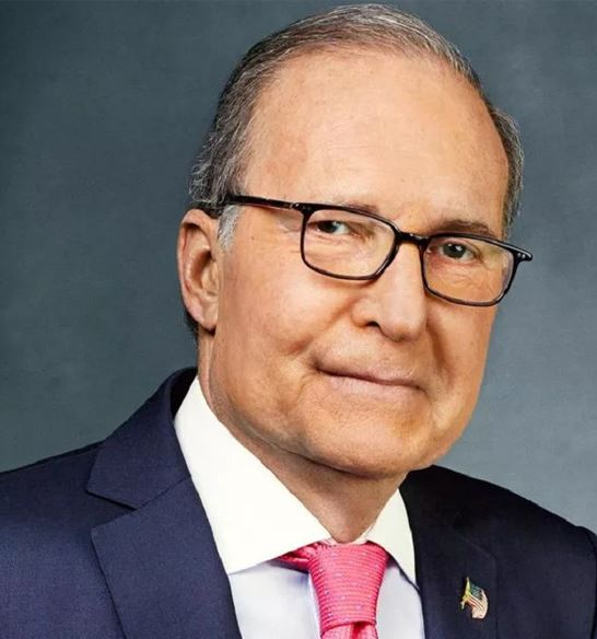 Larry Kudlow the CNBC journalist