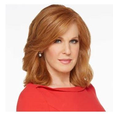 Liz Claman the CNBC journalist