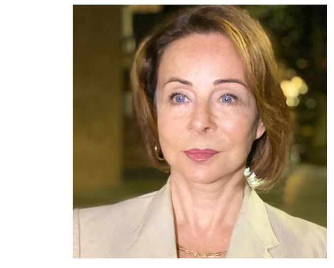 Lucia Newman the Aljazeera journalist