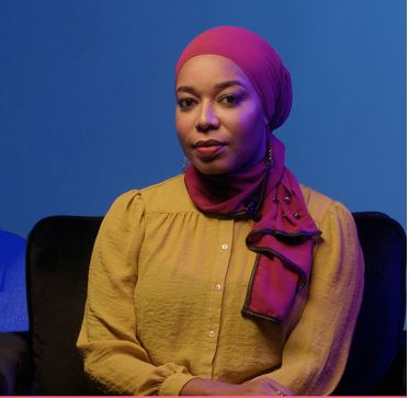 Malika Bilal the Al Jazeera journaist