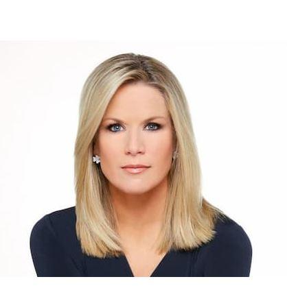 Martha Mac Callum the CNBC journalist