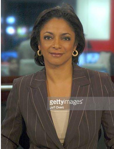 Martine Dennis the former Aljazeera journalist