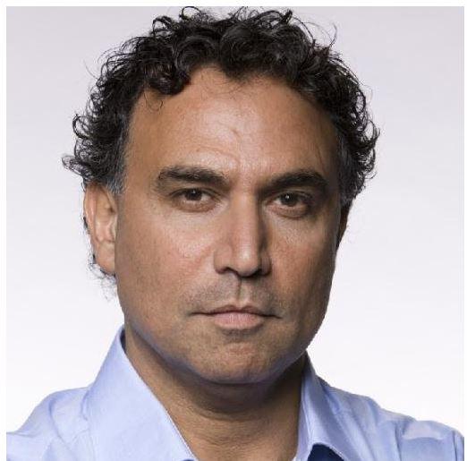 Marwan Bishara the Al Jazeera journalist