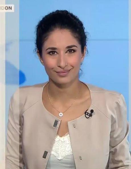 Maryam Nemazee the Al Jazeera journalist
