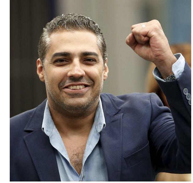 Mohamed Fahmy the Aljazeera journalist
