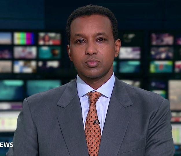 Rageh Omaar the Al Jazeera journalist