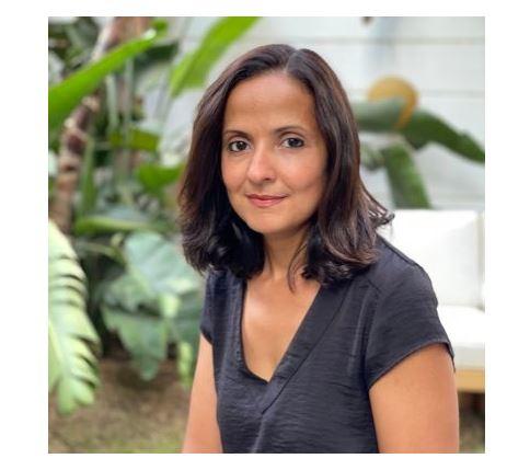 Rawya Rageh the Al Jazeera journalist