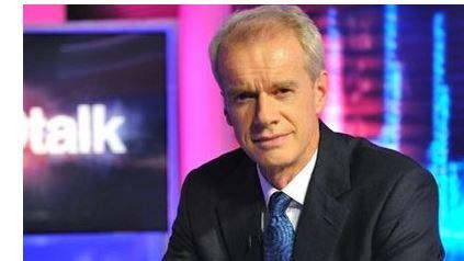Stephen Sackur the BBC journalist