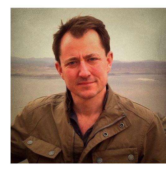 Steve Gaisford the Al Jazeera journalist
