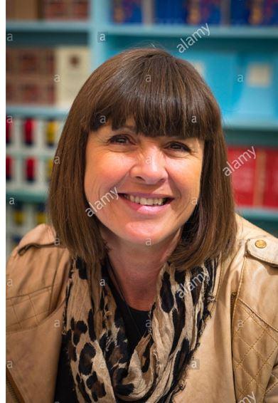 Sue Turton the Al jazeera journalist