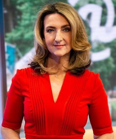 Victoria Derbyshire the BBC journalist