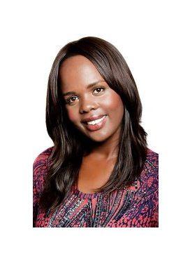 Yvonne Ndege the Aljazeera journalist