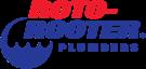 Roto-Rooter Plumbers Logo
