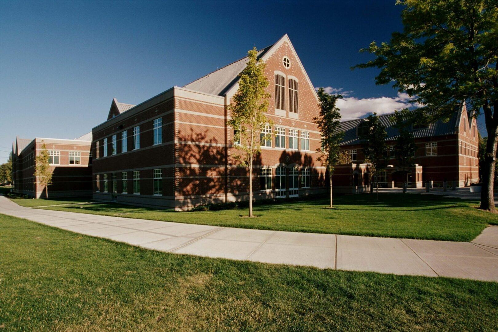 Black Hall at Central Washington University
