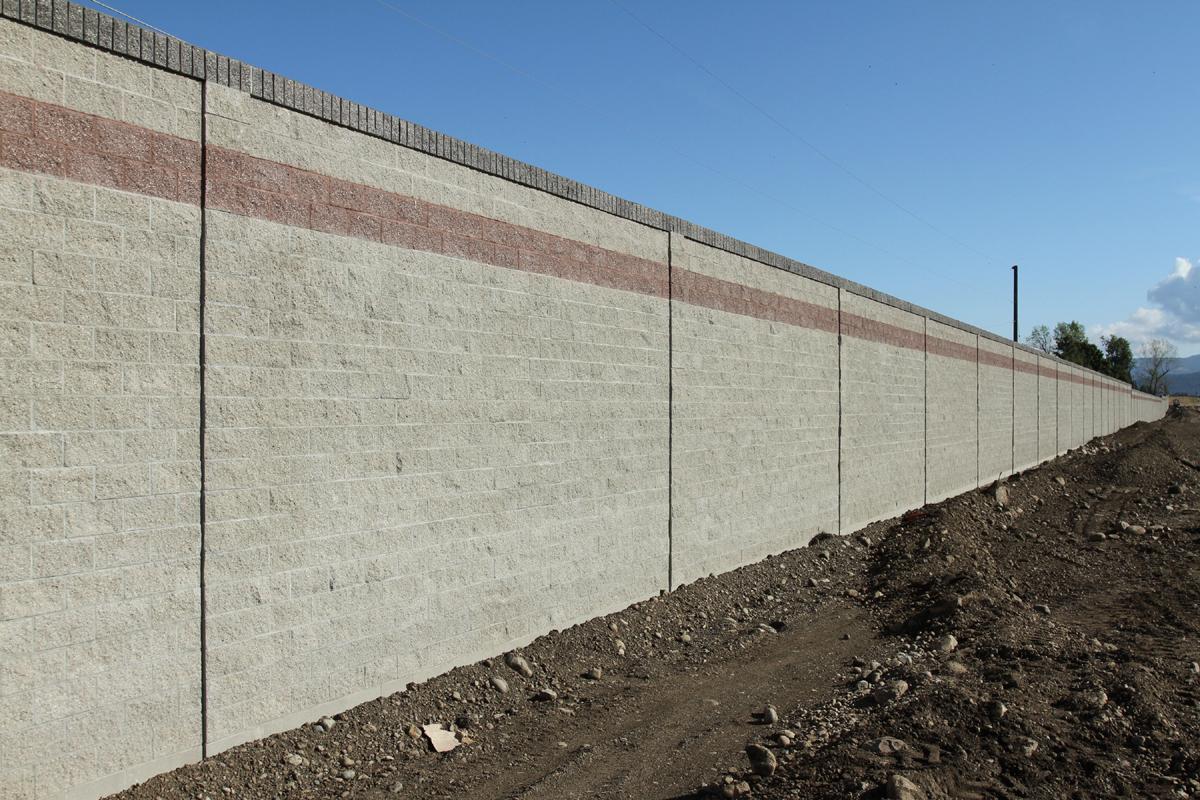 I-90 Sound Wall