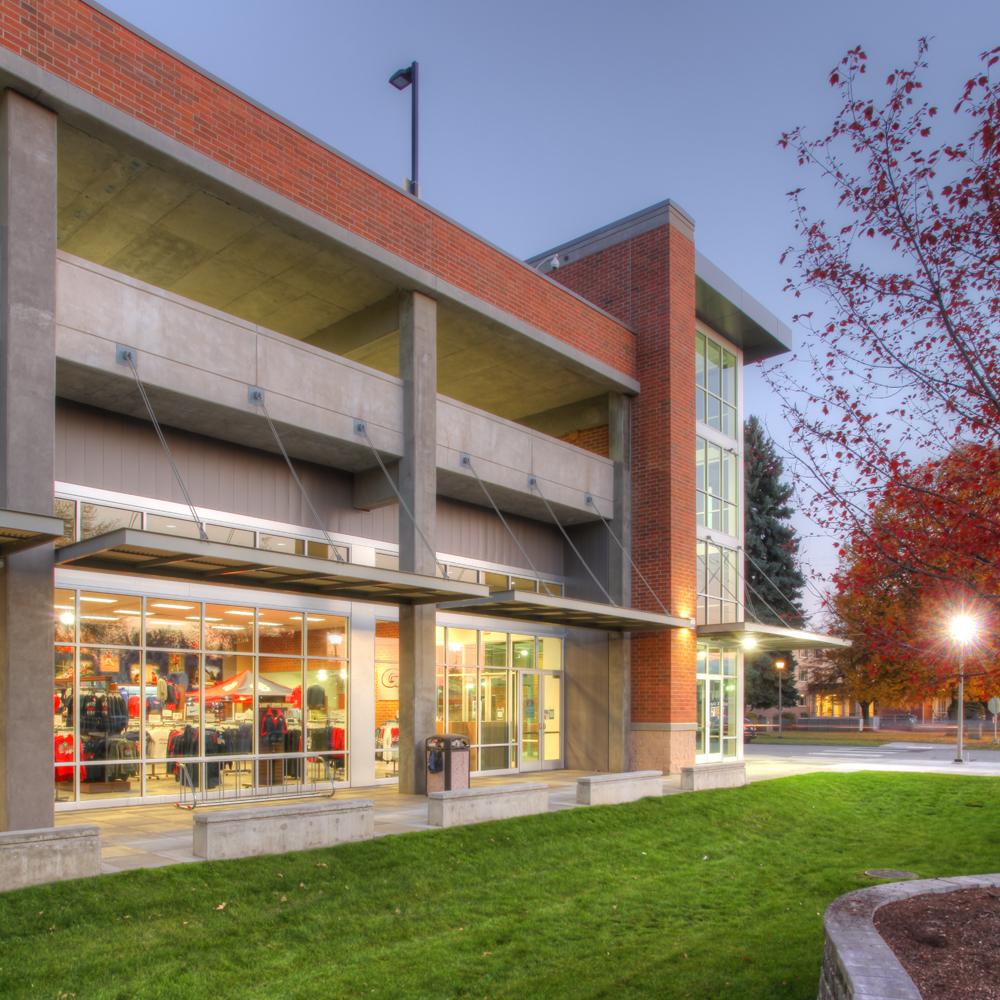 Gonzaga Parking & Retail