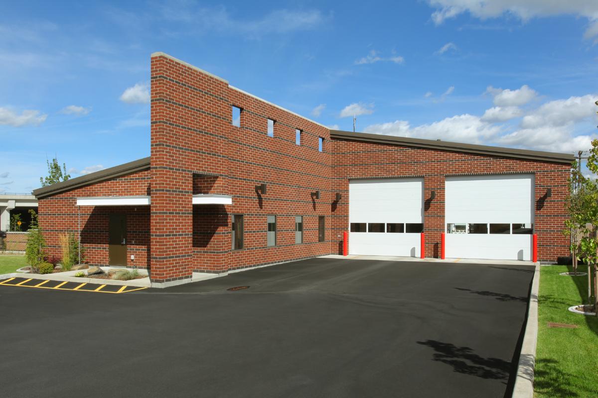 Spokane Valley Fire Station