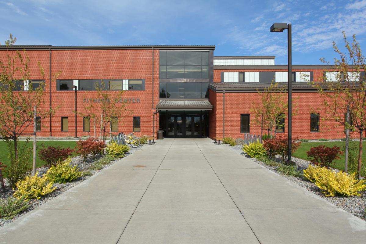 Fairchild Air Force Base - Fitness Center