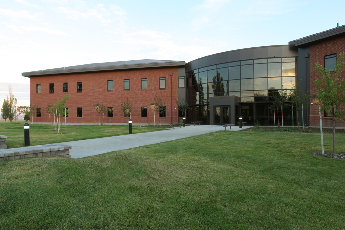 Fairchild Air Force Base - Wing Headquarters