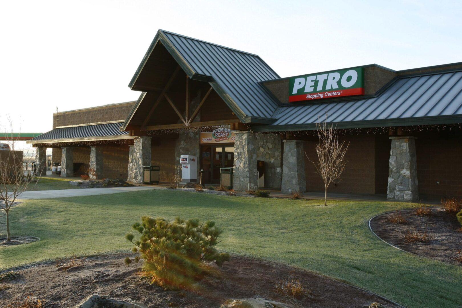 Fairways Retail & Truck Plaza