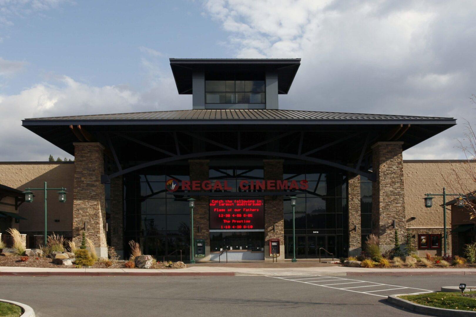 Riverstone Regal Cinemas