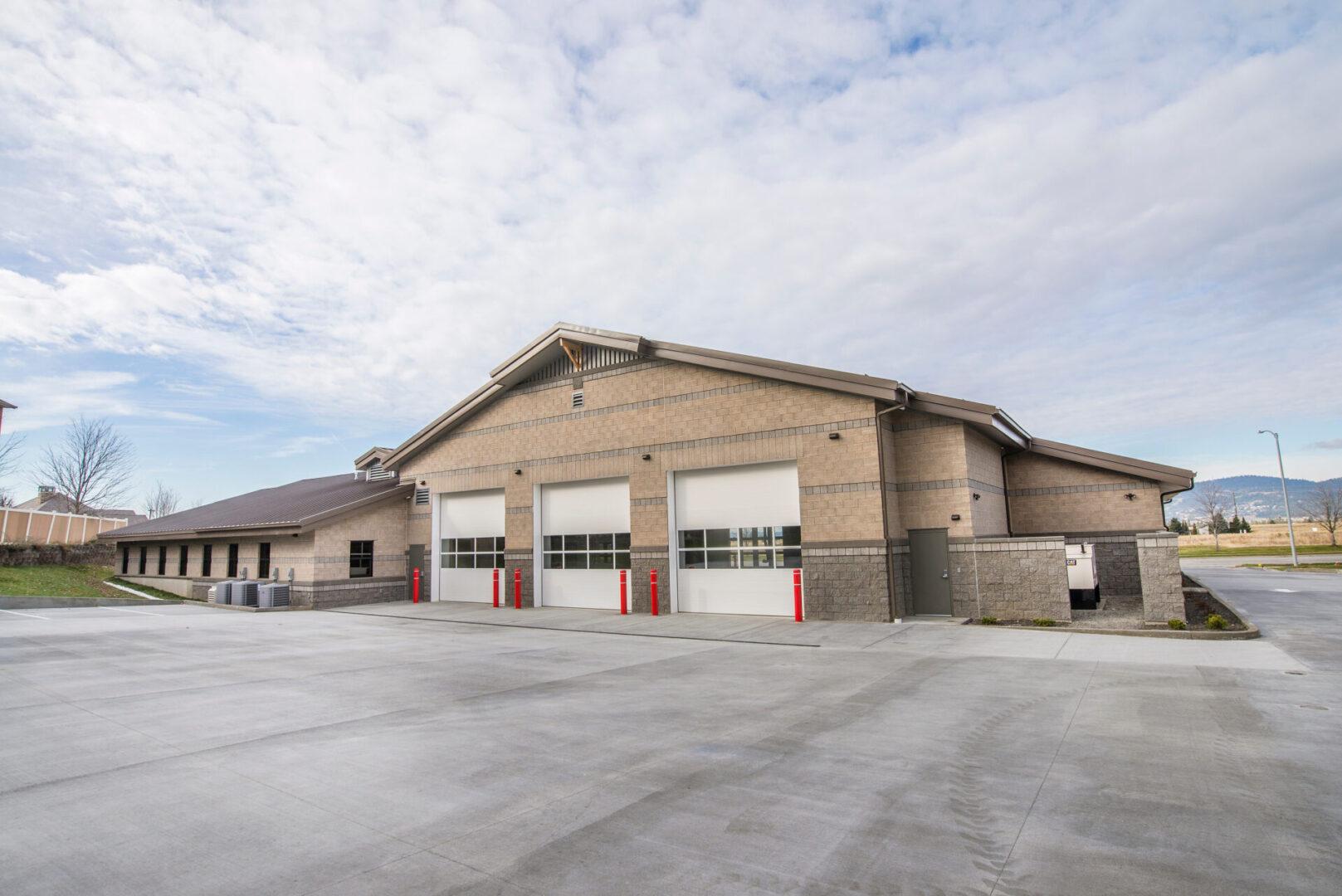 Liberty Lake Fire Station