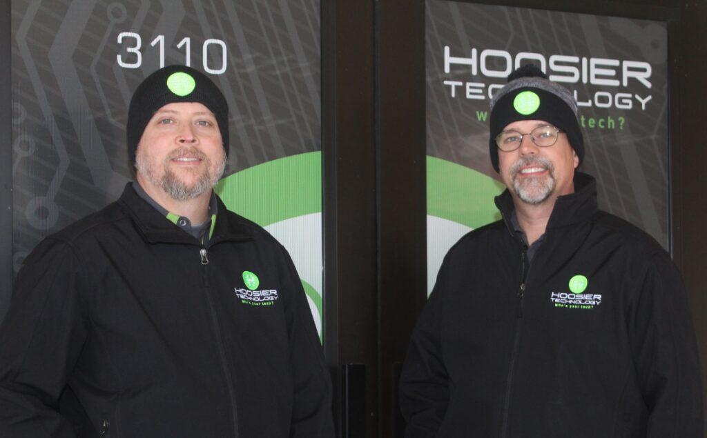 Chad Morton and Jason Conley