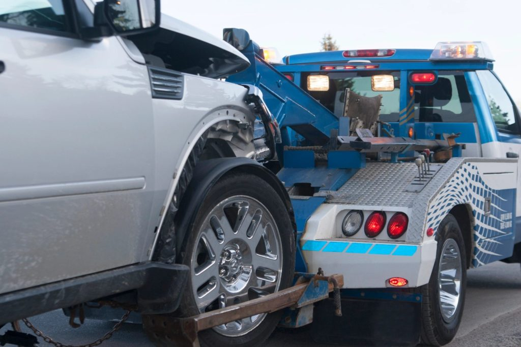 maryland towing services