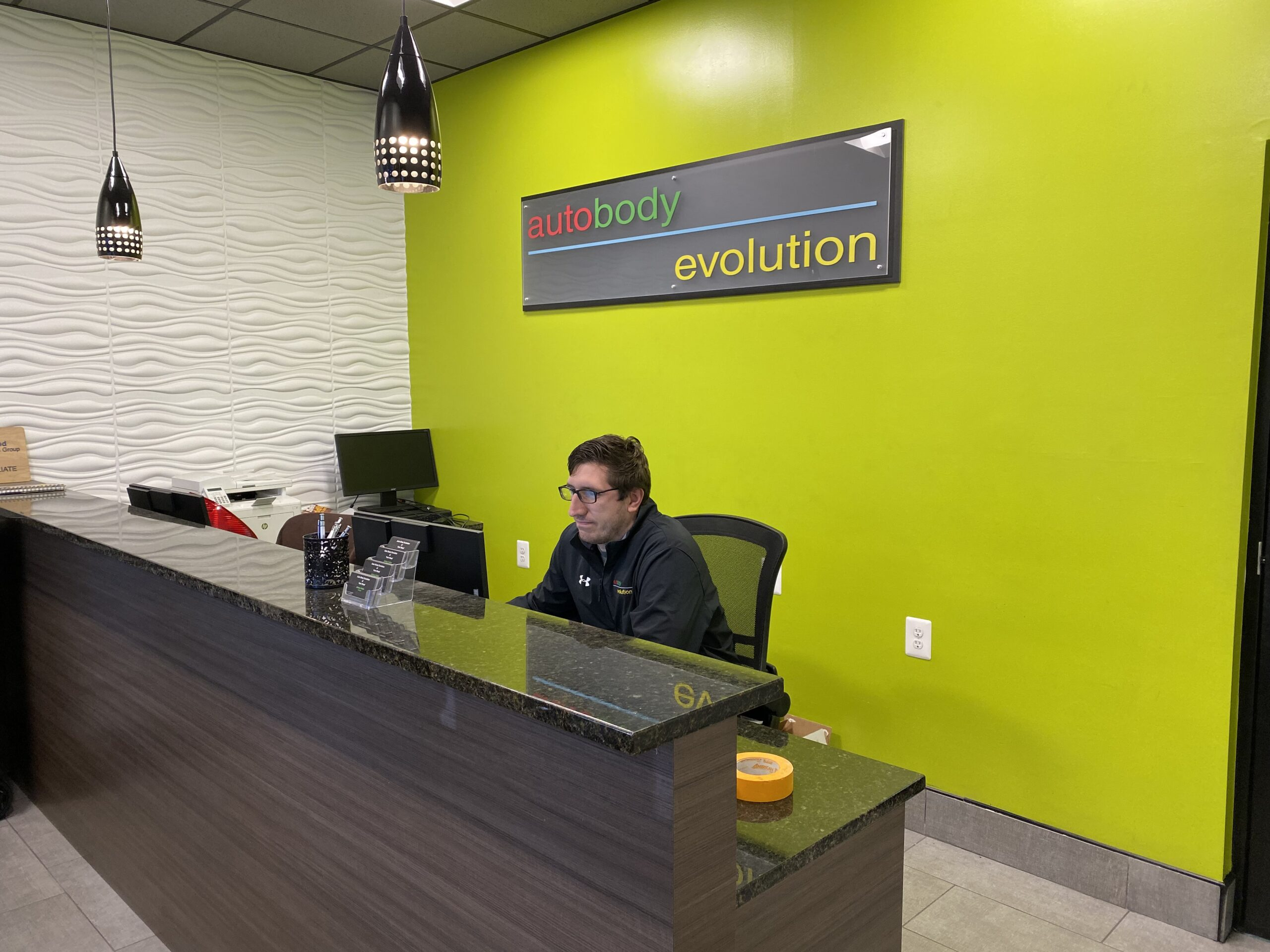 Autobody Evolution York Road Manager