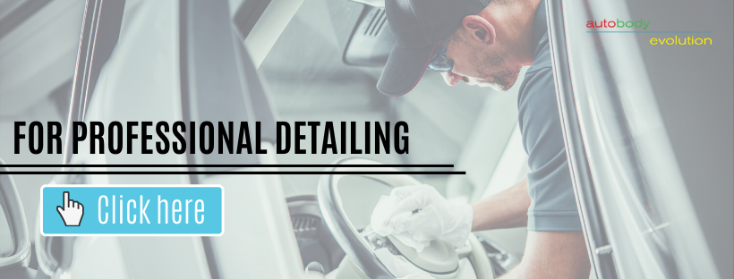 Schedule your Auto Body Evolution auto detailing appointment today.